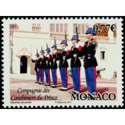 Timbre Monaco n°2791
