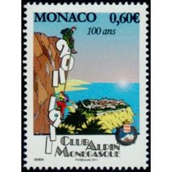 Timbre Monaco n°2792