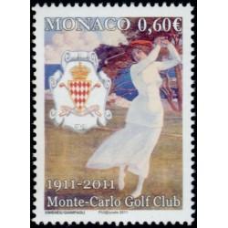 Timbre Monaco n°2793