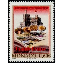 Timbre Monaco n°2794