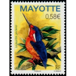 Timbre Mayotte n°249