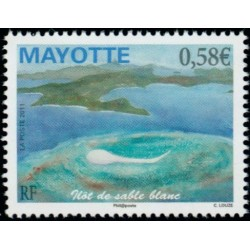 Timbre Mayotte n°250