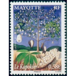 Timbre Mayotte n°253