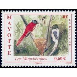 Timbre Mayotte n°257