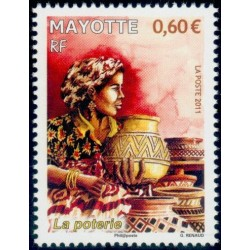 Timbre Mayotte n°260