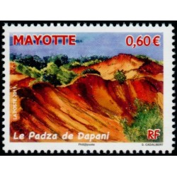 Timbre Mayotte n°262