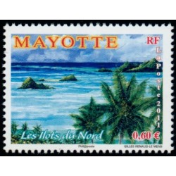 Timbre Mayotte n°264