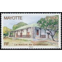 Timbre Mayotte n°234