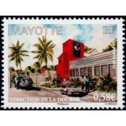Timbre Mayotte n°239