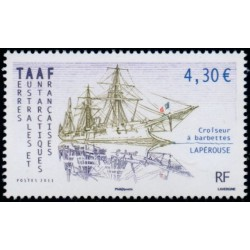 Timbre TAAF n°580