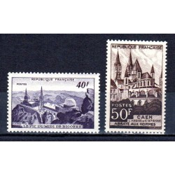 Timbres France N°916 /...