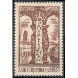 Timbre France N°302 Cloître...