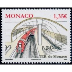 Timbre Monaco n°2753