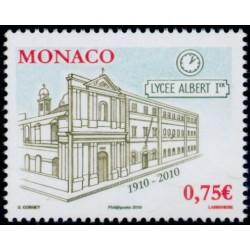 Timbre Monaco n°2754