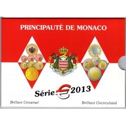 Coffret BU Monaco 2013