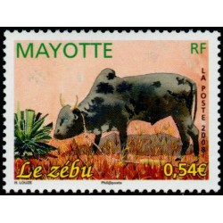 Timbre Mayotte n°208