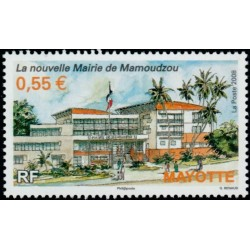 Timbre Mayotte n°219