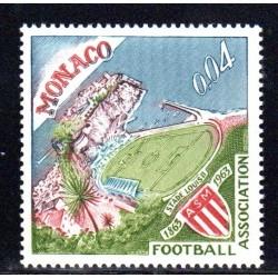 Variétés Timbre Monaco n°623A