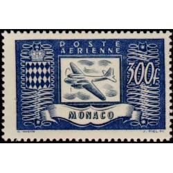 Poste Aérienne Monaco n°42