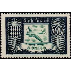 Poste Aérienne Monaco n°43