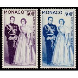 Poste Aérienne Monaco n°71...