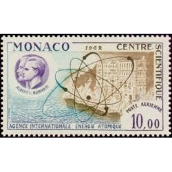 Poste Aérienne Monaco n°80