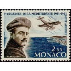 Poste Aérienne Monaco n°81