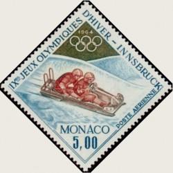 Poste Aérienne Monaco n°83