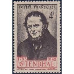 Timbre France N°550 Henri...