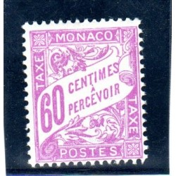 Taxe Monaco n°22
