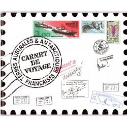 TAAF Carnet de voyage n°1