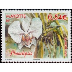 Timbre Mayotte n°195