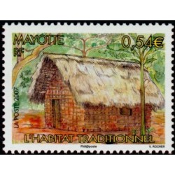 Timbre Mayotte n°199
