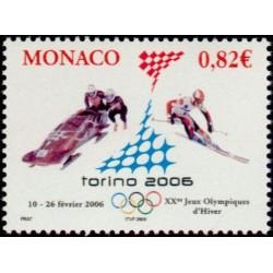 Timbre Monaco n°2528