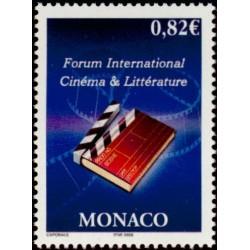 Timbre Monaco n°2532