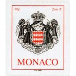 Timbre Monaco n°2535