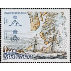 Timbre Monaco n°2537