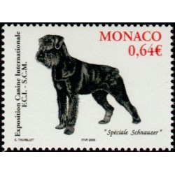 Timbre Monaco n°2538