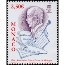 Timbre Monaco n°2551