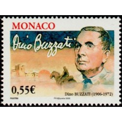 Timbre Monaco n°2552