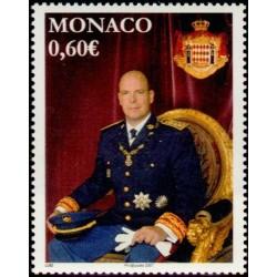 Timbre Monaco n°2559