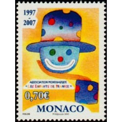 Timbre Monaco n°2571