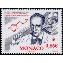 Timbre Monaco n°2572