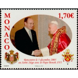 Timbre Monaco n°2573