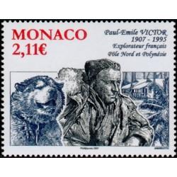 Timbre Monaco n°2574