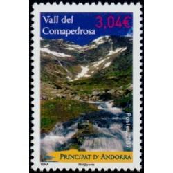 Timbre Andorre Français n°645