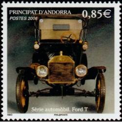 Timbre Andorre Français n°630