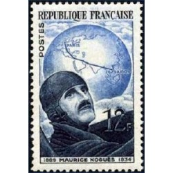 Timbre France N°907 Maurice...