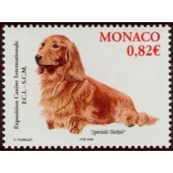 Timbre Monaco n°2481