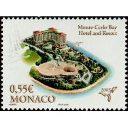Timbre Monaco n°2506